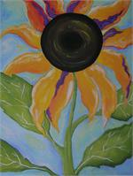 Abstract Sunflower 1