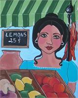 Day At The Mercado