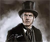 Doctor Who - Digital Oil Painting