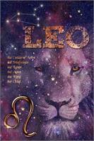 Leo As Greeting Card