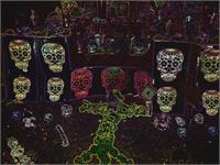 Altar - El Dia De Los Muertos