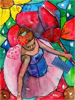 Myra Ballerina Rose