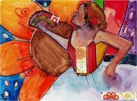 Myra Floral Ballet