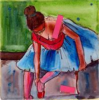 Myra Pink Dot Ballet