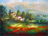 Italian Poppyfield