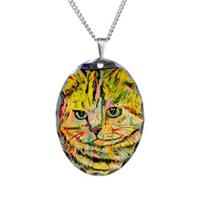 Russell_frantom_smiling_cat_necklace