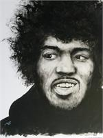 Jimi As Greeting Card