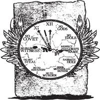 Time Written In Stome