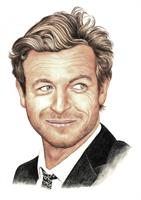 Mentalist Played By Simon Baker