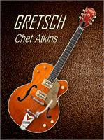 Gretsch  Chet Atkins As Greeting Card