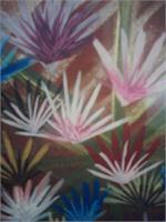River Of Flowers As Framed Poster