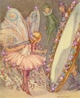 Fairy Mirror Photo