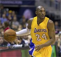 Kobe Bryant 3 As Framed Poster