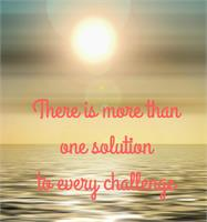 More Than One Solution