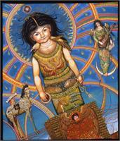 Thunderchild As Framed Poster