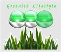 Greenish Lifestyle Logo Template Original