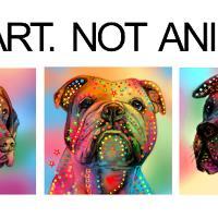 Buy Art Not Animals