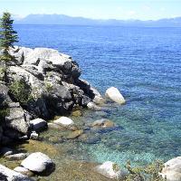 Blue Waters Lake Tahoe