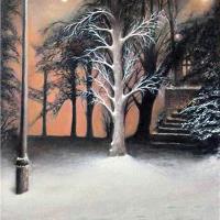 Winter In Belgrade