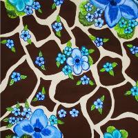 Floral Giraffe Print