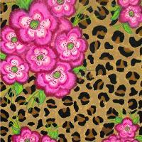 Floral Leopard Print