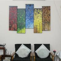Set Of 5 Canvas