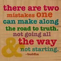 Buddah's Truth