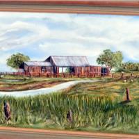 Farm House Oilon Board