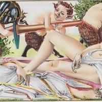 Copia De Venus Y Marte De Sandro Botticelli