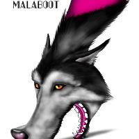 Alaskan Malamut Boot