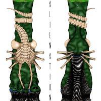 Alien Nation Shoe