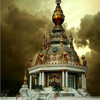 Temple Of Clouds.
