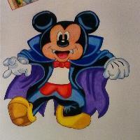 Vampire Mickey