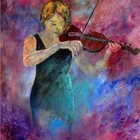 violiniste  672180