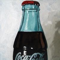 Vintage Coca Cola Bottle