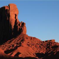 Monuments Landscape Photograph Monument Valley Arizona By Roupen Baker