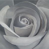 Grey Rose II