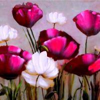 Art Flowers 4