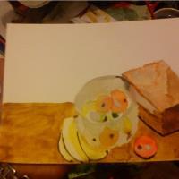 Still Fruit and Box
