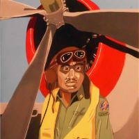 """Tribute To The Tuskegee Airmen"