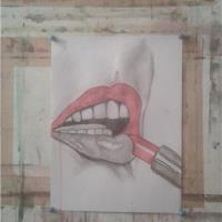 Smear My Lipstick Not My Mascara