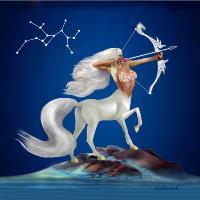 Mystical Sagittarius