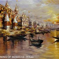 Benaras Morning