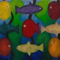 Nine Fish