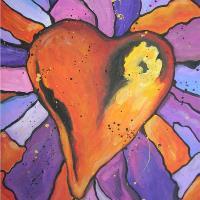 My 60's Love Heart