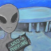 Alien @ Undersea Structure 2014