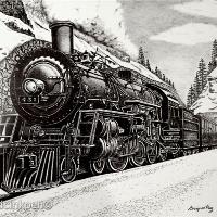 Steam Locomotive II