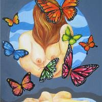 The Mother Of All Butterflies With Rejected Lover