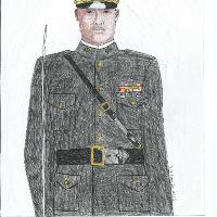 Marine Ind Dress Uniform