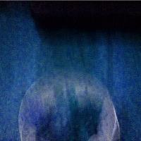 Ghostly Blue